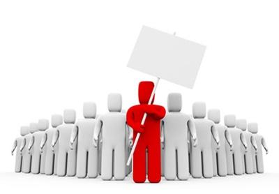La huelga laboral y el derecho a no trabajar