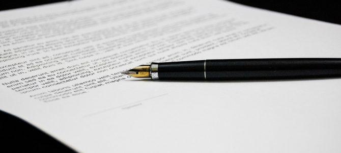 ¿Sabe cómo hacer un contrato de alquiler de local de negocio?